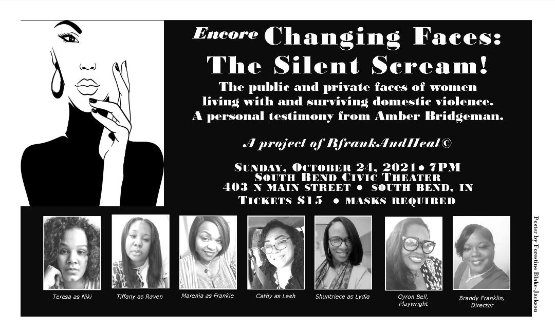 ENCORE Changes Faces | The Silent Scream